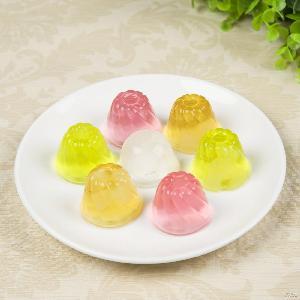 【果不离】水晶果冻 休闲食品 果冻布丁 散装多口味清凉祛暑零食