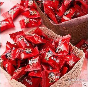 婚庆糖果喜糖 正宗旺旺 旺仔牛奶糖 喜糖批发 满5斤全场包邮