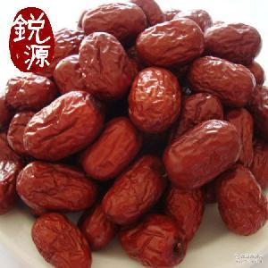 一件代发 新疆特产一级免洗红枣500g散装干果休闲食品 若羌灰枣
