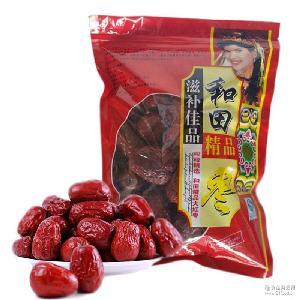 散装干果和田枣 500g大枣休闲食品厂家直销 新疆和田三星红枣