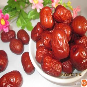 新疆红枣阿克苏若羌灰枣500克散装干果休闲食品一件代发包邮