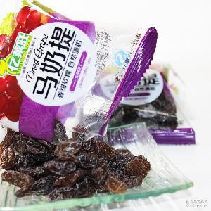 亿莱旺 独立小包装 马奶提葡萄干 办公室休闲零食 一箱10斤