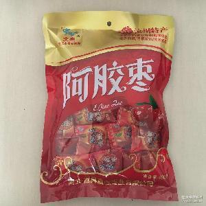 阿胶蜜枣红枣 河北特产无核金丝蜜枣果干蜜饯现货供应 厂家批发