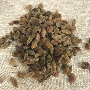 新疆特产吐鲁番绿葡萄干500g散装批发吐鲁番无籽提子干