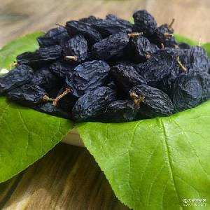 休闲干果黑加仑葡萄干500g零食小吃 一件代发 新疆吐鲁番葡萄干