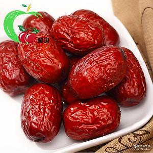 新疆特产若羌红枣 坚果干果零食厂家批发 皮薄肉厚核小大灰枣包邮