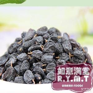 黑加仑 新疆特产干果吐鲁番葡萄干500g 黑葡萄干坚果零食