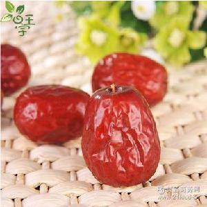免洗即食 新疆特产红枣 散装和田骏枣 和田大枣二级骏枣