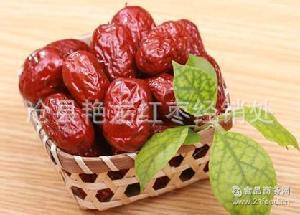 优质新疆枣 厂家批发零售 新疆和田三星骏枣