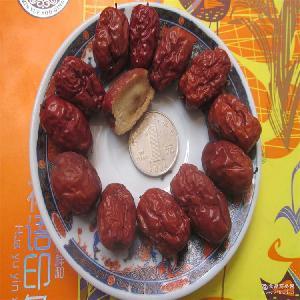 沧州金丝小枣大个比新疆枣还甜掰开后糖分就像条条金丝5斤包邮