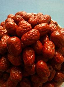 干果类 零食独立包装 批树上挂干新疆特产红枣一级灰枣500g