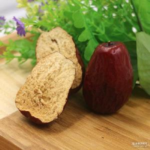 骏枣 新疆特产红枣袋装 天然和田骏枣自产自销绿色500g袋装大枣