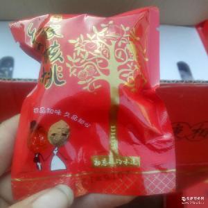 批发新疆特产红枣夹核桃仁 枣加云南核桃休闲干果食品500g