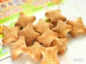 EGO金小熊灌心饼干/夹心饼干 一箱6斤 马来西亚进口