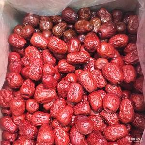 红枣散装整箱批发 和田玉大枣 红枣新疆特产 未加工一级五星