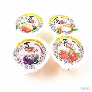 喜之郎水果果味果冻5口味供选独立小包称重1箱10斤单颗25G