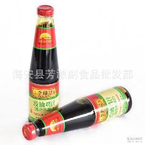 芳源副食品 烧菜* 李锦记 410ml豉油鸡汁 价格优惠 厂家直销