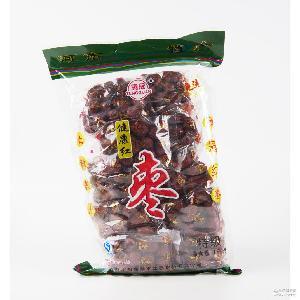 腾冠健康红枣特级河南特产零食1000g即食免洗新疆灰枣开张优惠