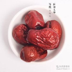 4斤起批 散装大枣 批发 新疆特产枣子 三*和田红枣 厂家直销