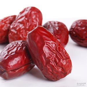 五*和田红枣 厂家直销 批发 新疆特产枣子 4斤起批 散装大枣