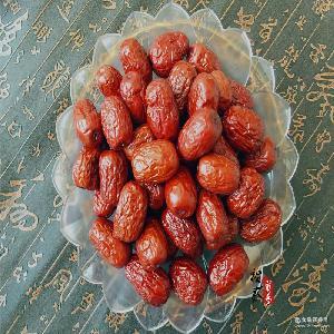 一件代发 新疆特产一级免洗红枣500g散装干果 16年新枣若羌灰枣