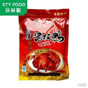 湖南美味特产小吃泰天和武陵泰味酱板鸭260g 袋装全家享下饭美食