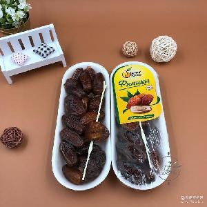俄罗斯原装进口特级金丝蜜枣大枣果脯蜜饯办公室零食红枣果干好吃