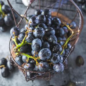 提子 进口葡萄 【新发地水果】印度黑提原箱7.5kg 新鲜水果