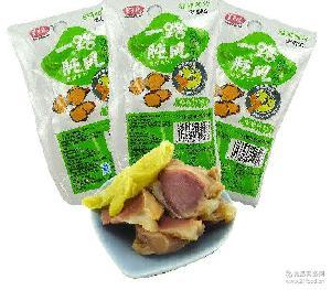 秘制鸭肫 5斤 芗芗德酱卤肉制品 包 猪耳 排骨 大量批发 猪蹄