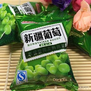 宏泰记蜜饯系列新疆葡萄干独立小包装5斤一包起批发