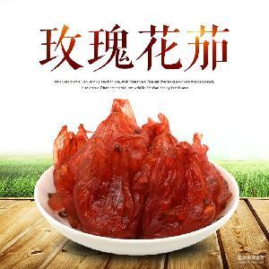 梅丰园玫瑰茄花果脯洛神花脯凉果蜜饯果脯特色零食