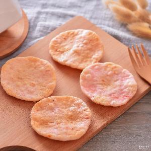 武平作 濑户鲜虾米饼/仙贝125g 鲜虾饼米果 日本进口膨化零食