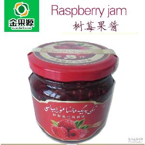 新疆特产赛马林天然果酱树莓酱营养健康特色非草莓酱芒果酱批发