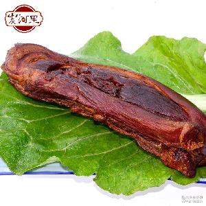 925g土花猪腊肉湖南土特产农家柴火烟熏正宗腊味 500g