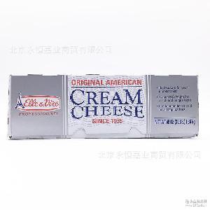 美国原装进口爱乐薇铁塔奶油奶酪1.36kg奶油芝士烘焙原料