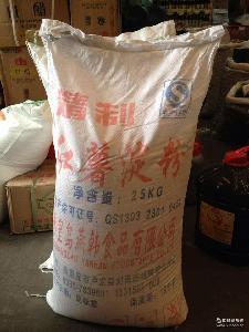 质量好 红薯淀粉 供应 25kg一袋 推荐 产地直销