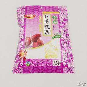 仟润红薯淀粉208g红薯粉山芋地瓜粉番薯粉勾芡食用薯粉烘培原料