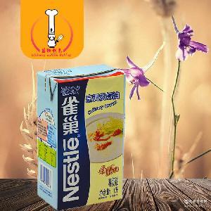 烹饪非打发浓汤蛋挞1L升装 雀巢Nestle烹调稀淡奶油