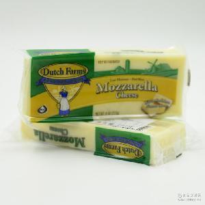 美国原装进口荷氏农场马苏里拉奶酪227g*12