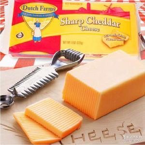 美国原装进口荷氏农场浓味车达奶酪227g*12