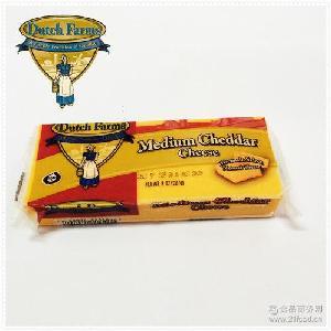 美国原装进口荷氏农场中味车达奶酪227g*12