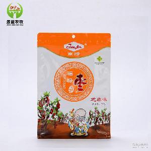 红枣补血红枣特产临泽小枣厂地产价直销批发枣子福禄枣210克/袋