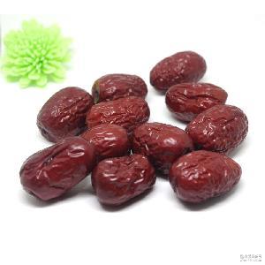 厂家批发 新疆特产 1kg散装 免洗枣子干果零食 若羌灰枣 红枣二级