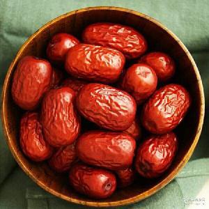 新疆若羌枣 免洗生吃红枣干袋装 原生态5A级灰枣休闲零食500g