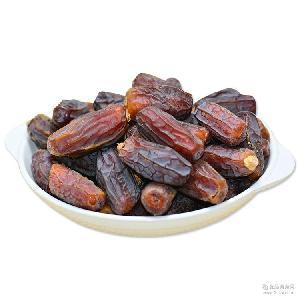 西域零食 特产 伊拉克 阿联酋进口椰椰甜蜜枣500g散装干果批发