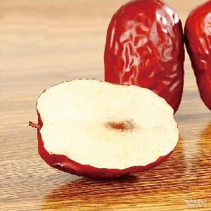 散装干果批发灰枣一件代发 若羌红枣三级休闲零食500g 新疆特产