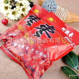 沧州特产果脯蜜饯红枣批发 休闲零食 252g沧红阿胶枣 商超*