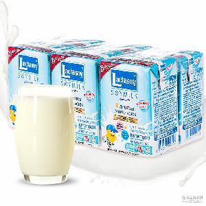力大狮黄豆奶豆浆豆乳饮料125ml*60盒/箱 冲调饮品 泰国进口