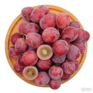 美国进口红提子新鲜水果无籽葡萄微商一件代发5斤代理顺丰包邮