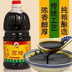 四川古蔺特产乐鸿高醋 纯粮发酵川菜凉拌菜1800ml味美轩